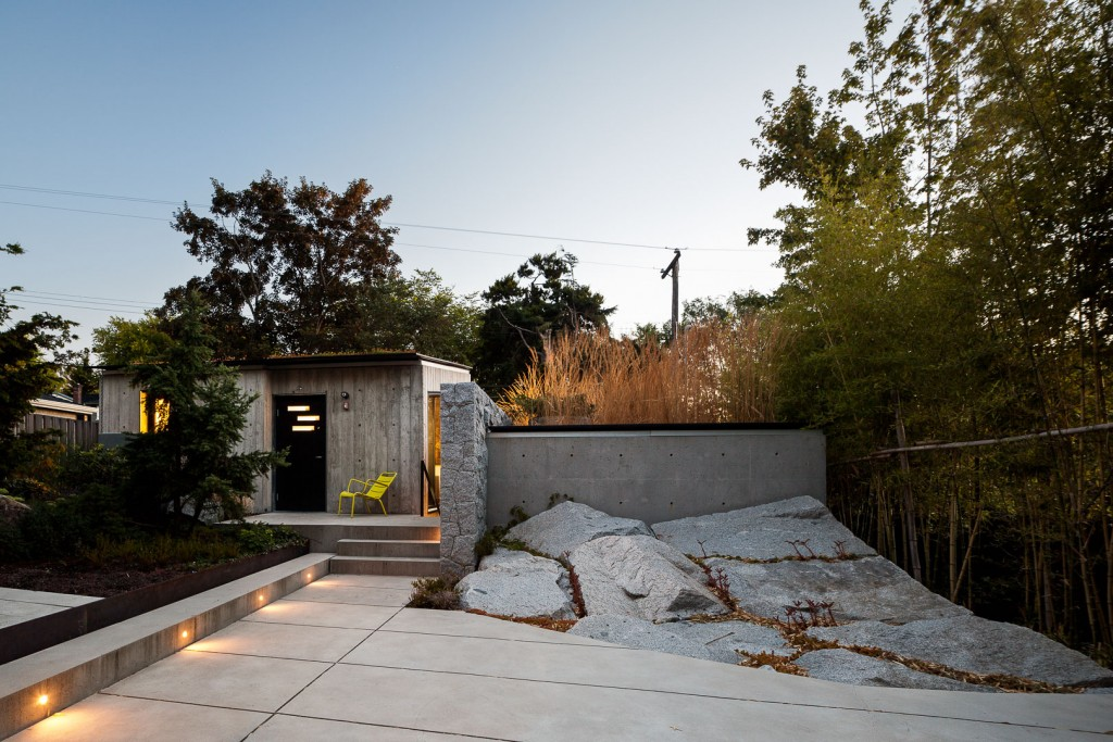 Measured Architecture-Laneway House