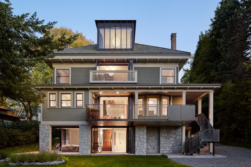Shaughnessy House / Measured Architecture