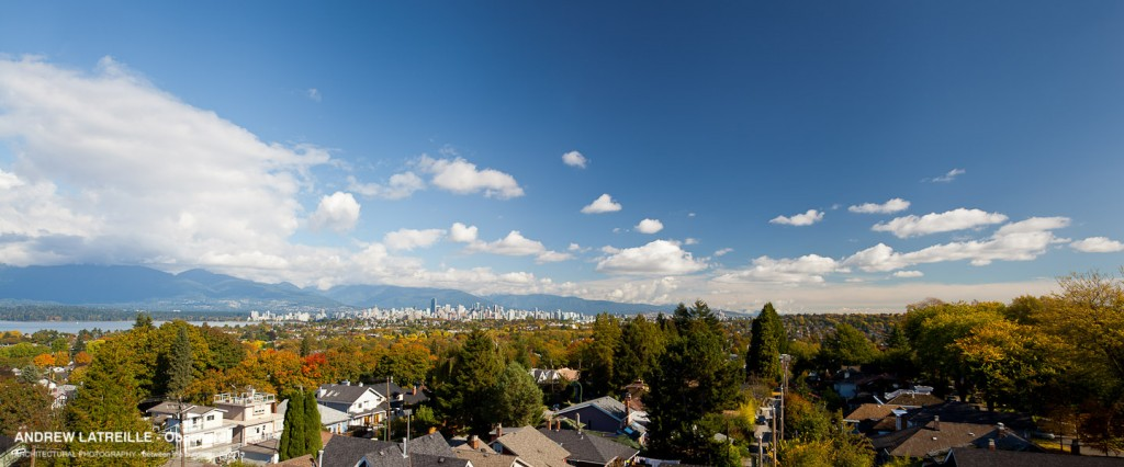 Vancouver from Dunbar